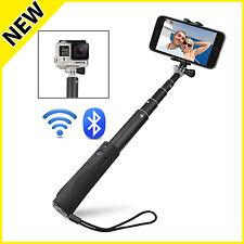 Selfie Stick Stange Stativ Bluetooth Teleskop Für iOS Android Handys Monopod