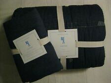 Pottery Barn Kids Easton Twin Quilt w/ Standard Quilted Sham Nwt