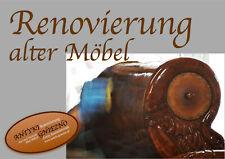 Renowacja mebli dawnych/Professionelle Renovierung von alten Möbel