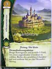 A Game of Thrones 2.0 LCG - 1x Rosengarten  #192 - Base Set - Second Edition
