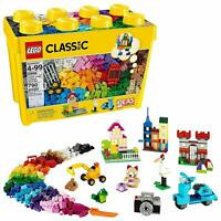 LEGO® Classic Large Creative Bricks Box 10698 Building Set 790 Pcs for Kids 4+