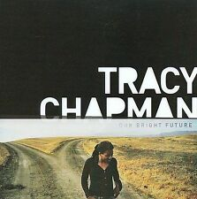 Our Bright Future by Tracy Chapman (CD, Nov-2008, Elektra (Label))