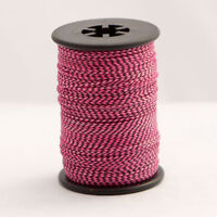 Pink  #62XS .018 BCY Bow String Center Serving  Bowstring
