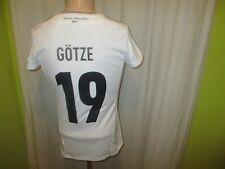 "Deutschland ""DFB"" Nr.833 Adidas Damen/Lady EM Trikot 2012 + Nr.19 Götze Gr.S TOP"