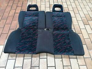 @RARE@ Rear COLORED Seats Complete Honda Honda CIVIC EJ9 EK3 EK4 EK9 HATCH 96-00