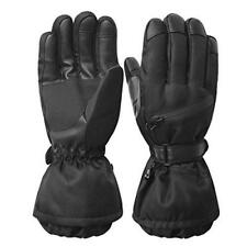 New listing Men's Waterproof Windproof Ski Gloves,Winter 3M Thinsulate Snowboard Black New
