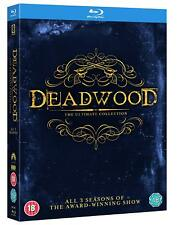 Deadwood - The Complete Series Ultimate Collection (Blu-ray) BRAND NEW!!