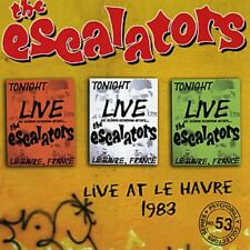Live at Le Havre 1983 - The Escalators CD Psychobilly UK