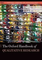 Oxford Handbook of Qualitative Research, Paperback by Leavy, Patricia (EDT), ...