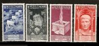 Italy Sc 383 to 386 MINT NH VF