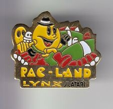 RARE PINS PIN'S .. JEU VIDEO GAMES BD COMICS ATARI LYNX PAC LAND ARCADE ~DD