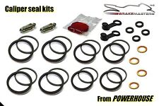 Suzuki RF 900 front brake caliper seal repair rebuild kit RW 1999