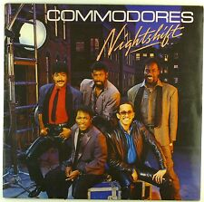 """12"""" LP - Commodores - Nightshift - A3779 - washed & cleaned"""
