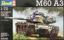 Revell 1/72 M60 A3 Plastic Model Kit 03140