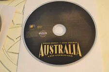 Australia (DVD, 2009 Widescreen)Disc Only Free Shipping 52-12
