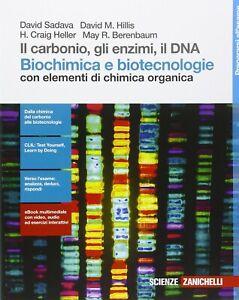 Il carbonio, gli enzimi, il DNA. Chimica organica, biochimica e biotecnologie