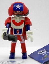 "Super Hero "" Captain America "" Playmobil Figures 11 Boys 9146 to pilot space"