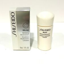 4 Shiseido IBUKI Refining Moisturizer 15ml. / 5fl.oz. New in Box!