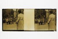 Italia snapshot Foto Placca P45L5n25 Lente Positivo Stereo