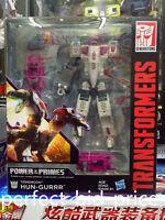 Transformers Terrorcon Hun-Gurrr Hasbro E1138 Voyager Class Action Figure In Box