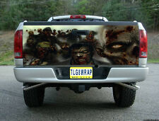 T25 ZOMBIE ZOMBIES TAILGATE WRAP Vinyl Graphic Decal Sticker Tint Bed Cover