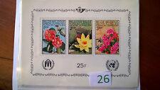 Bloc floralies gantoises IV (bloc 47) de 1970