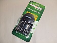 Rayovac Easy Charger for AA / AAA Rechargeable Batteries