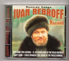 (IY66) Ivan Rebroff, Kalinka - 1999 CD