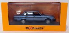 Véhicules miniatures bleu en plastique pour Volvo
