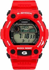 Casio G-Shock G-7900A-4D Red G-Rescue Digital Mens Watch G-7900 Diver