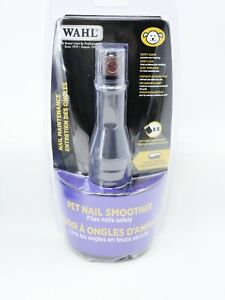 Wahl Professional Small Dog & Cat Nail Smoother & Sander Cordless 2 C Batteries