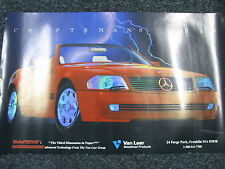 Poster Mercedes-Benz Craftman's Ship (JS)
