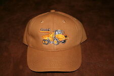 JI CASE EQUIPMENT  BASEBALL TYPE CAP HAT DUMP TRUCK