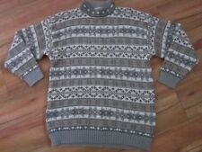 ACRYLIC AND WOOL JUMPER, SIZE M 115 CM