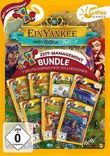 Ein Yankee unter Rittern 1-7 Sunrise Games PC Spiel Zeitmanagement Neu & OVP