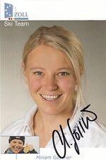 Miriam Gössner: olimpia de plata 2010 montañismo, WM 1.2011+2012 biathlonstaffel