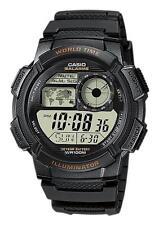 100 m (10 ATM) wasserbeständige sportliche Casio Armbanduhren
