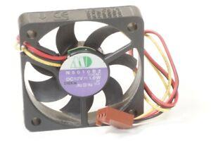 Motor One N5010B2 50x10mm PC Cooling Fan/Fan 3-Pin Dc 12V 0.083A