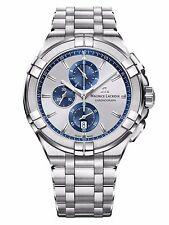 AUTHORIZED DEALER Maurice Lacroix AI1018-SS002-131-1 Aikon Chronograph Watch