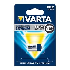 2 x VARTA CR2 CR 2 Foto-Batterie 3V 920 mAh PHOTO PROFESSIONAL CR 15 H270