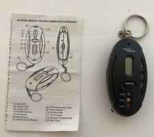 Digital LCD Alcohol Tester Analyzer Breath Breathalyzer