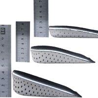 Tacones Zapatos plantilla Aumento de la altura del amortiguador Pad ascensor