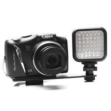 Rechargable LED Light for Panasonic Lumix Cameras