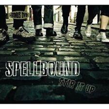 SPELLBOUND - STIR IT UP  CD + DVD ROCK ROCKABILLY PSYCHOBILLY NEU