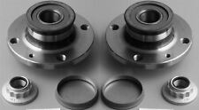 VW Polo Dune 2004-2010 Rear Wheel ABS Hub Bearing Pair