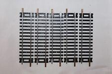 Lima H0 Nr. 3021 : Gerade Gleisstück, Schiene, Länge 111 mm, 5 Stück