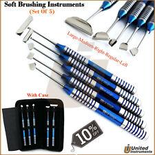 Dental Soft Brushing Kit Lingual Flap Surgery Implant Instruments Prf Process Ce