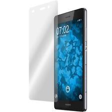 4 x Huawei P8 Lite 2015 (1.Gen.) Película protectora claro