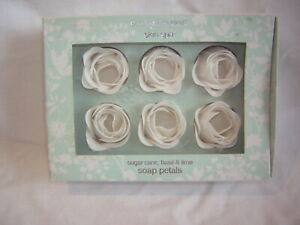 BAYLISS AND HARDING SKIN SPA SOAP PETALS BRAND NEW FACTORY SEALED