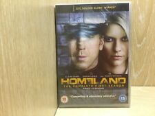 Homeland The Complete First Season / Series 1 DVD New & Sealed Claire Danes